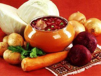 Борщевой набор, овощи, цены, подорожание