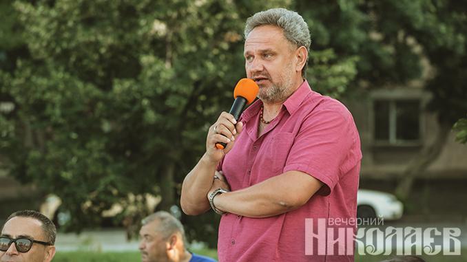 Николаев, археологи, Дикий Сад, раскопки, пресс-конференция, фото александра сайковского