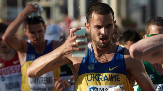 Назар Коваленко, легка атлетика, Олимпиада 2020 в Токио