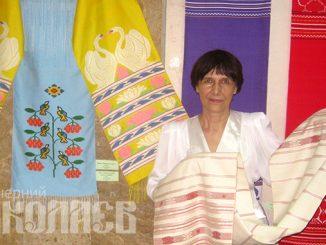 Татьяна Базилевская-Барташевич (с) Фото - Е. Кураса, Вечерний Николаев