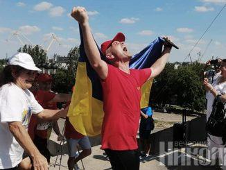 спорт, николаев, владимир охрименко, николаевская миля, бег, фото александра сайковского