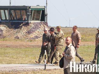 николаевщина, учения, широкий лан, зеленский, армия, фото александра сайковского