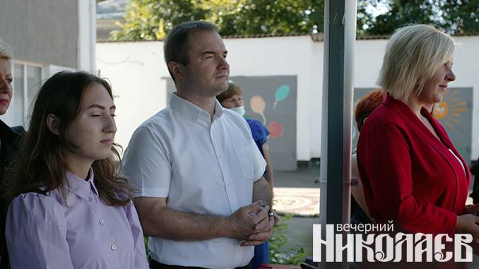 Николаев, дети-инвалиды, учебный год, мэр, департамент соцзащиты, Фото Александра Сайковского