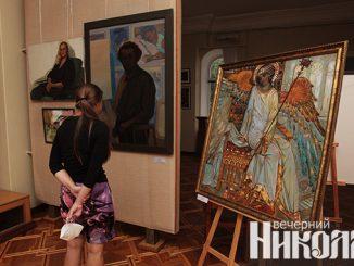 музей, искусство, картины, живопись, независимость украины, фото александра сайковского