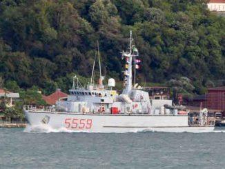 НАТО, NATO, Черное море ,корабли, флот ,Вторая противоминная группа, Турция, Румыния, Италия, Болгария, Испания,