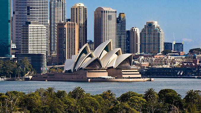 Австралия, Сидней