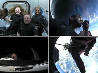 Космические туристы Crew Dragon, SpaceX, Илон Маск