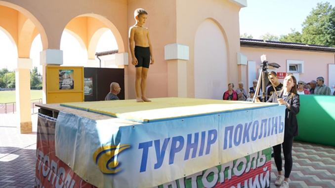 Рекорд Украины, 1001 отжимание, Артем Захаров