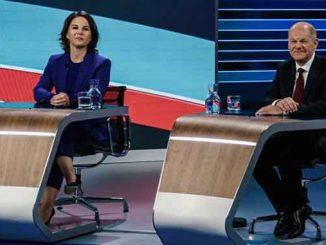 выбирают канцлера, новости, Германия, канцлер, Ангела Меркель, Армин Лашет, Анналена Бербок, Олаф Шольц, коалиция, праламент, ФРГ ,