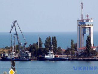 Одесский припортовый завод, ОПЗ, порт, Одесса, море