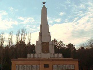 Ковалевка, мемориал, братская могила