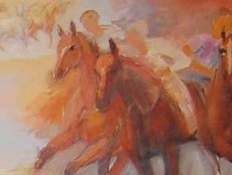 выставка Купцова, новости, Николаев ,художник, Валерий Купцов, выставка, картины, живопись,