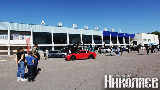 спорт, николаев, авто, аэропорт, сенкевич, ким, фото Александра Сайковского