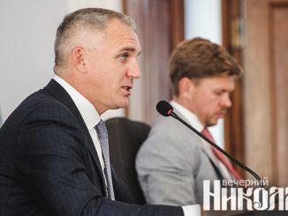 Николаев, День города, сессия, депутаты, фото Александра Сайковского