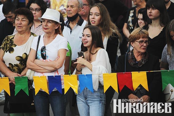 соборная, день города, праздник, одесский филармонический оркестр, фото александра сайковского