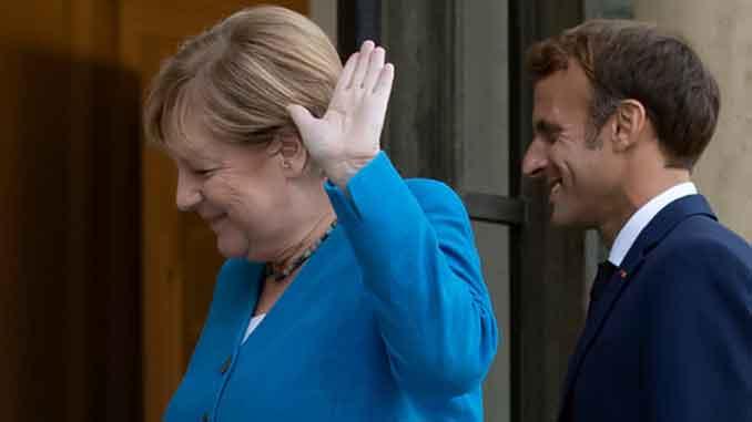 Меркель, Макрон, Нормандский формат, переговоры, Донбасс, Украина, Германия, Франция, РФ, война, конфликт