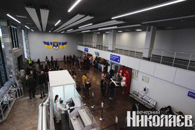 Николаев, Стамбул, Николаевский аэропорт, Турция, Ким, Сенкевич, фото Александра Сайковского
