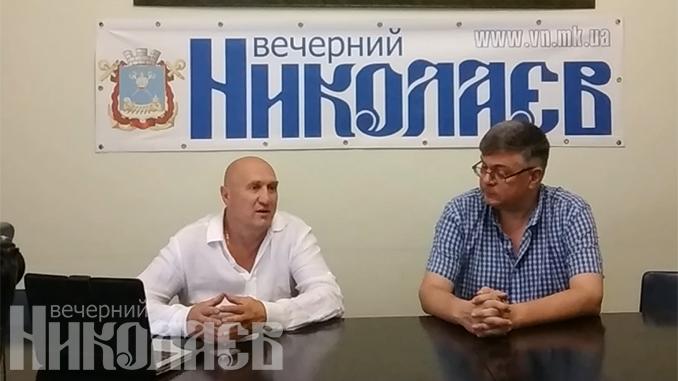 Валерий Ветров, Станислав Козлов, Вечерний Николаев, Закон о внутреннем водном транспорте