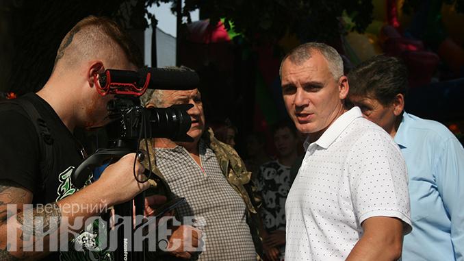 Александр Сенкевич, Фестиваль Pepperfest в Терновке (с) Фото - А. Рубанская, Вечерний Николаев