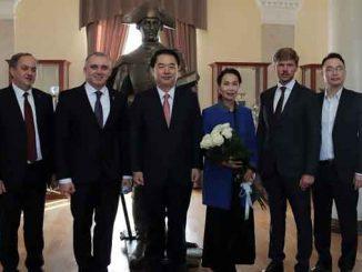 посол Кореи в Украине, новости, Николаев, Украина, посол, дипломатия, Корея,