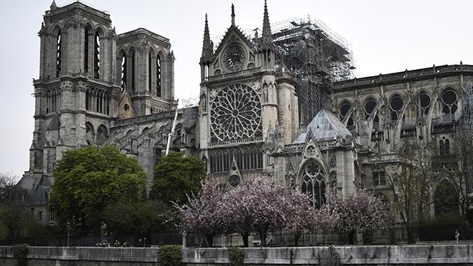 Нотр-Дам Париж