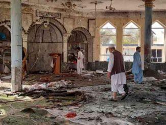 взрыв в мечети, новости, Афганистан, взрыв, теракт, Забихулла Муджахид, талибы, Талибан