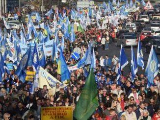 Федерация профсоюзов Украины, новости, протест, митинг, труд, профсоюз, работа, Трудовой кодекс, зарплата, новости, Украина