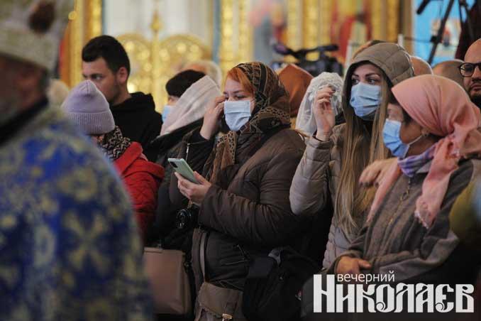 Покрова, Николаев, ПЦУ, Епифаний, фото Александра Сайковского