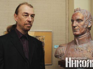 виктор макушин, скульптура, живопись, музей верещагина, 50 лет, фото александра сайковского