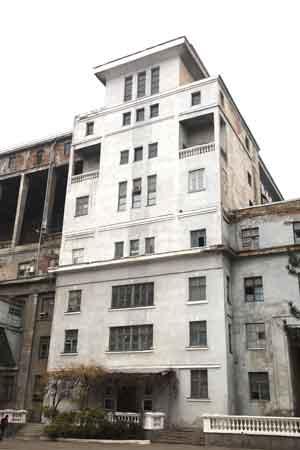 тэц николаев старое здание