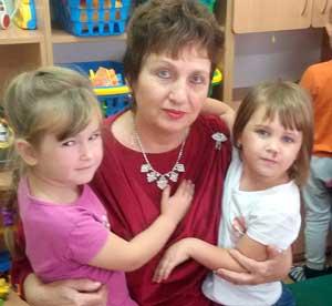 Марущак Вера Ивановна
