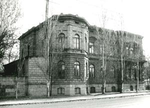 Дом Сухомлинова