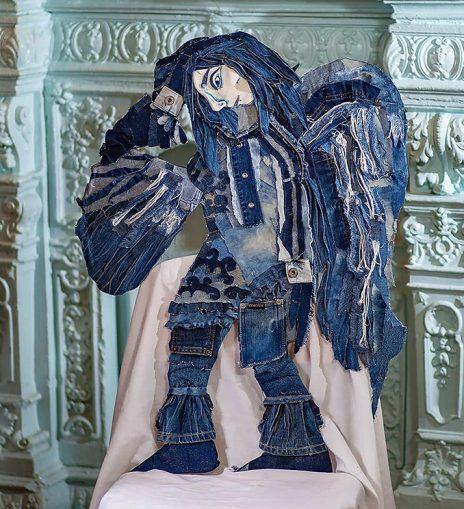 Арт-проект Ангелы Индиго