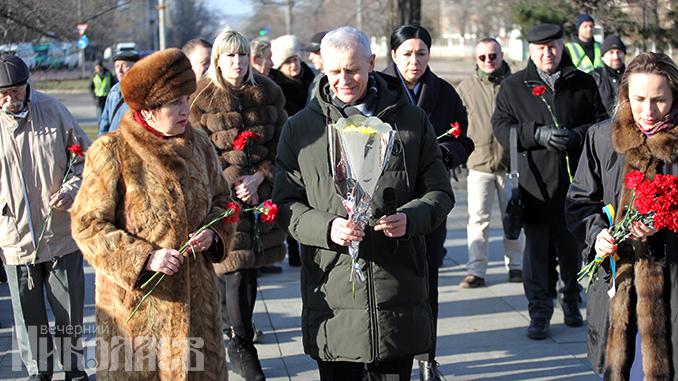 День Соборности Украины 2020 Николаев