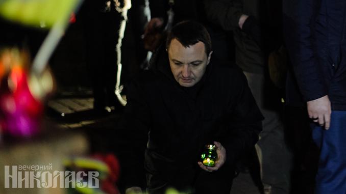 День памяти Небесной Сотни Николаев