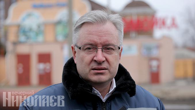 Водоканал, директор Борис Дуденко