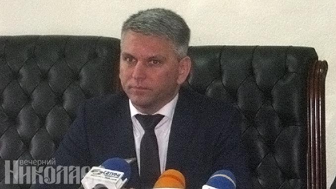 Коронавирус, Николаев, департамент здравоохранения, Александр Трайтли