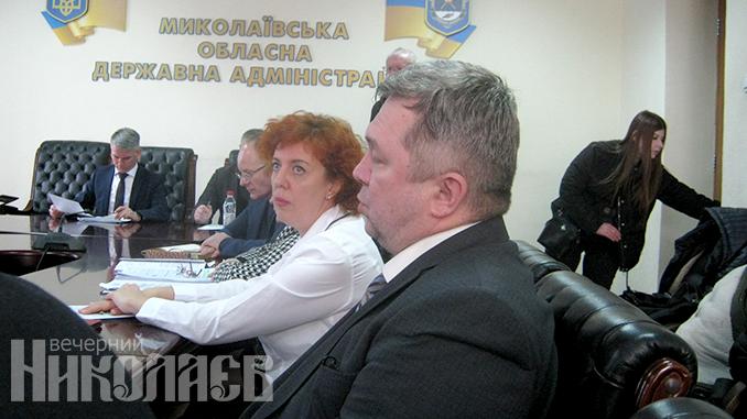 Коронавирус, Николаев, департамент здравоохранения