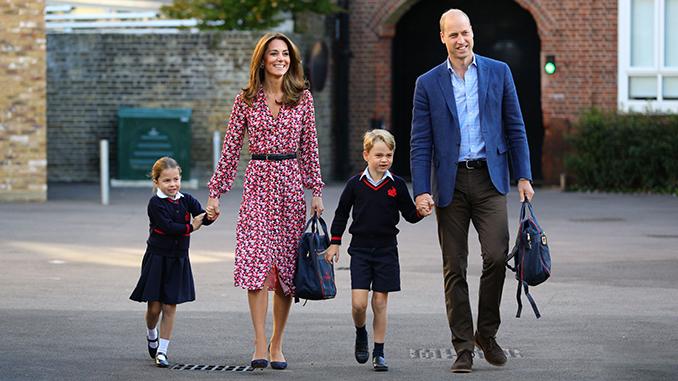 Кейт Миддлтон, коронавирус, дети принца Уильяма и Кейт Миддлтон, карантин